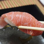 SUSHIYOSHI - 大トロ