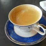 焼肉・てっちゃん鍋 銀衛見 - 食後のコーヒー