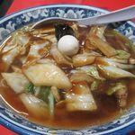 129616401 - 天鳳麺850円