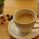カフェ&バー キャンプファイヤー - ホットコーヒー
