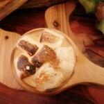 カフェ&バー キャンプファイヤー - マシュマロコーヒー