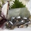 入福 - 料理写真:刺身盛り合わせです。
