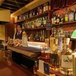 Bar anchor - 内観写真: