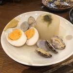 蛸焼とおでん クレ -
