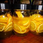 Billy's Bar GOLD STAR - 現在品切れ。『自家製はちみつレモンシロップ450ml瓶』¥1000(税抜)です。 店でレモネード500円でお出ししてましたが、この1瓶で10杯は飲めます(グラスの大きさにもよりますが)防カビ剤不使用レモンなのでご安心を!