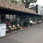 カフェ・ミケランジェロ - 店構え