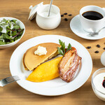 CAFE EST -  ホリデーセット(モーニング)