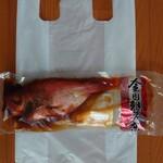 どんぶり家 伊豆海 - 料理写真:キンメ煮付け パッケージ