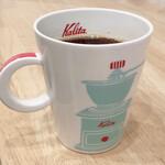 海月珈琲店 - ドリンク写真:とりあえず、コーヒー