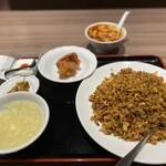 Shinsouen - 四川炒飯セット着盆