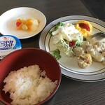 ハーベストホテル - 料理写真:食事 一例