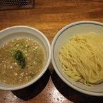 めいげんそ - 塩つけ麺(大盛り)