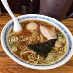 中華そば つけ麺 甲斐 -