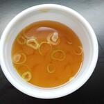 ベジキューブカフェ - 味噌汁