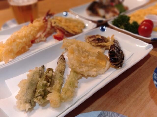 旬菜魚 つわぶきの料理の写真
