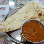 プリンス インドレストラン - 料理写真:ララチキンカレー