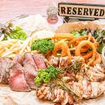テラス - 肉と肉と肉のメガ盛り