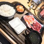 焼肉もとび - 料理写真: