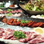 焼肉洞 - 【イベリコ豚コース☆2980円】 イベリコ豚5種類の部位が食べ放題♪ヘルシー焼肉をどうぞ☆
