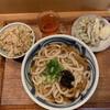 絹延橋うどん研究所 - 料理写真:生味噌うどん(温)