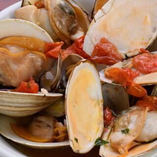 本場イタリアの味を楽しむ!店主自らが厳選した食材を使用。