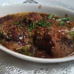 ラ・メール - 小牛のデミグラスオーブン焼き