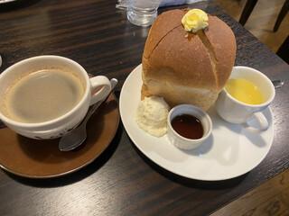 カフェしょぱん -