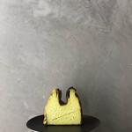 0256 ビストロ&ミールズ - & standard 限定「抹茶のバスクチーズケーキ」