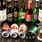 サイゴン・レストラン - ベトナム料理に合う! ベトナム産のビールで乾杯しよう!