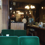 珈琲エーデルワイス - 趣きのあるイニシエ系の喫茶店は落ち着くねえ