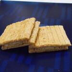 シュガーバターの木 - シュガーバターサンド