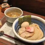 つけ麺 繁田 - 味玉つけ麺¥1000