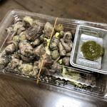 炭焼き 利衛門 - 宮崎名物・もも炭火焼き…1000円分(※700円〜、購入できます)