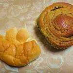 オルブロート パンジー - クリームパンとチョコロール