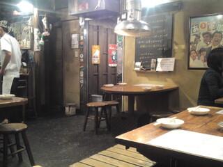 新宿ホルモン - 昭和的雰囲気のお店