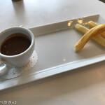 ホキ美術館 ミュージアムカフェ - 料理写真: