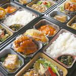広東料理 シュウロン FS - 料理写真:広東中華弁当は前日までの御予約です