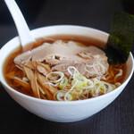 中華そば処 琴平荘 - 中華そば あっさり 宅麺.com