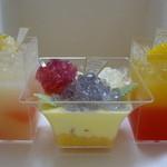 鎌倉ニュージャーマン - 3種ゼリーの饗宴