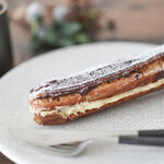 Biscuiterie Gourmandise - 料理写真:2020年4月再訪:きび糖エクレア☆