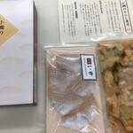 京都一の傳 本店  - 小鯛のちらし寿司セット