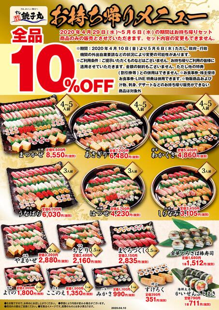 銚子 丸 メニュー