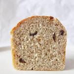 Vieill - そばパン断面