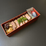 teppanyakiatago - ステーキ弁当