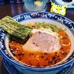 麺屋 黒船 - 料理写真:味噌ラーメン 930円(税込)