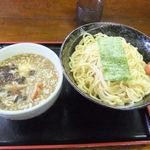 喜奴屋 - つけ麺(塩)並