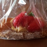 パン ネスト - いちご畑の巴里