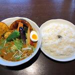 札幌スープカレー専門店 エスパーイトウ -