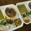 ダルバート食堂 - 料理写真:ダルバートテイクアウト二種