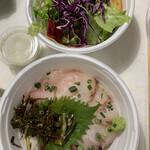 海畑マルシェ 太陽 - 海鮮丼